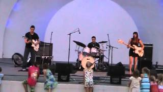 Trampled Underfoot - Live at the Levitt Shell Memphis, TN Track 3