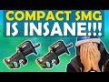 COMPACT SMG  IS INSANE | GOODBYE SHOTGUNS - (Fortnite Battle Royale)