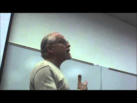 Sociology 120: Sociology Of Everyday Life - Lecture 1 Of 2 (November 10, 2015)