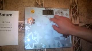 Напольные весы Scarlet(, 2014-08-11T18:48:28.000Z)