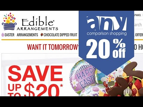 How to get & use coupons on Ediblearrangements