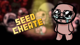 Binding Of Isaac #16 - Seed cheaté