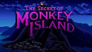 The Secret of Monkey Island Longplay (PC DOS) [Roland MT-32]