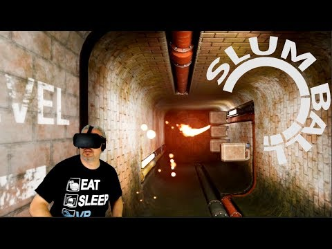 Slum Ball VR Tournament Is Like Playing Zero G Pong With A Chance To Win Amazon Gift Cards!