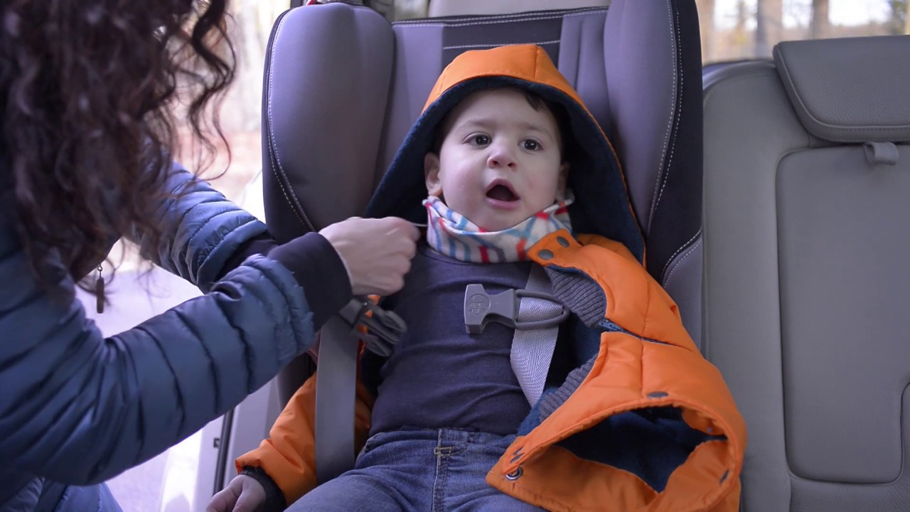 Buckle Me Baby Car Seat Safety Coats Kickstarter Video