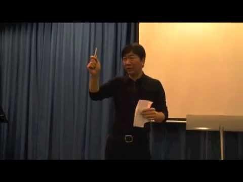 Part 2 - Oneness with Jesus - 19 April 2015 PM