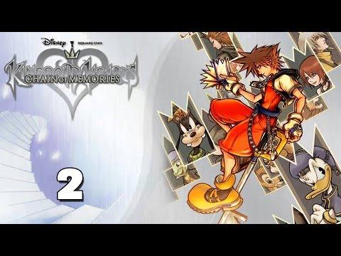 Let's Play: Kingdom Hearts Re: Chain Of Memories #02 - Das Herz der Karten