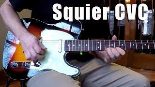 Squier Classic Vibe Telecaster Custom