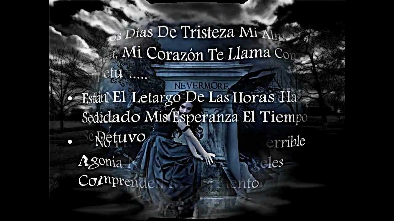 """Poemas Goticos"" IV - YouTube"