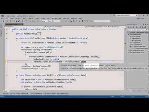 JeremyBytes - Lambdas & LINQ in C# - Part 3: Declarative Programming with LINQ