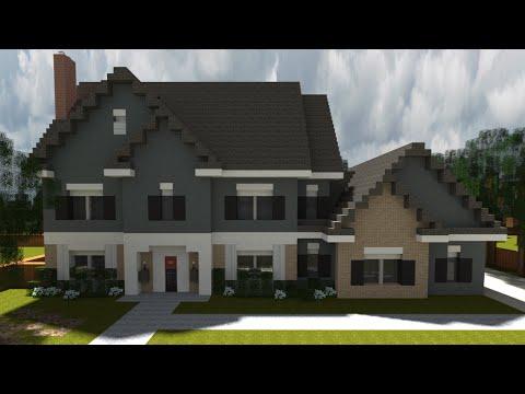 Как построить САМЫЙ Дорогой Дом в Minecraft