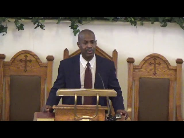 South Calvary MBC Sunday Morning Worship - January 31, 2021