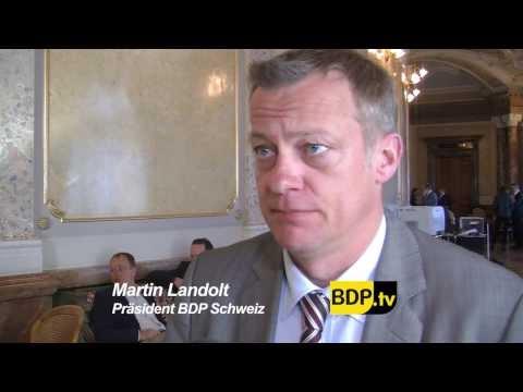 BDP Videonews Frühlingssession 2014