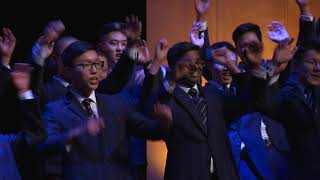 The Big Sing 2017 Session 05 Macleans College Chorale   Dubula, trad Xhosa arr Stephen Hatffield