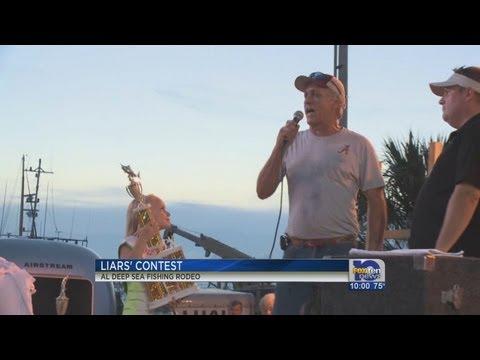Liar's Contest Kicks Off Fishing Rodeo