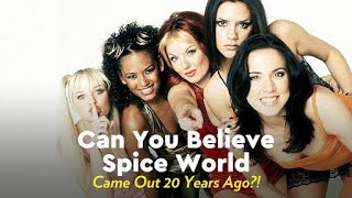People Try Remembering the Plot to Spice World