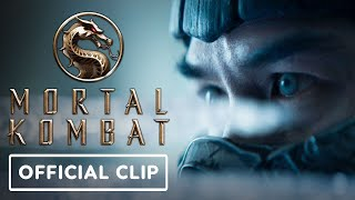 "Mortal Kombat (2021) - Official ""Scorpion vs. Sub-Zero"" Movie Clip"