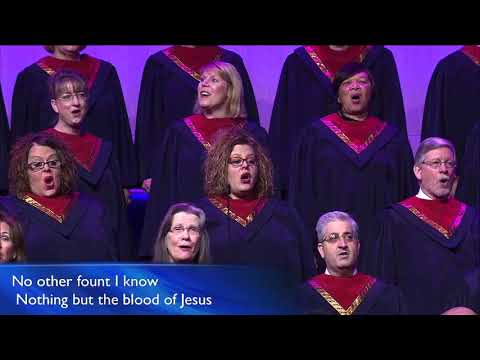 Nothing But the Blood | First Baptist Dallas Choir & Orchestra | Feb. 4, 2018