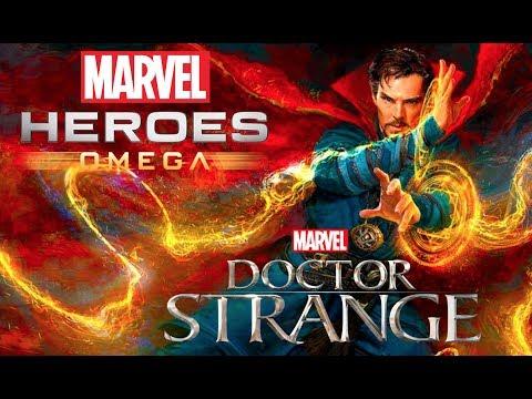 Marvel Heroes Omega DOCTOR STRANGE All Seeing Eye of Live ...  Marvel Heroes O...