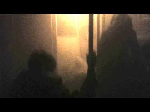 Smoke fills a Washington subway station, L'Enfant Plaza