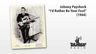 """Thumbin Radio: Johnny Paycheck - """"I"""