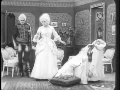 Пиковая Дама 1910 год. Немое Кино.