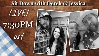 LIVE with Derek & Jessica |Q&A, Updates, and more!