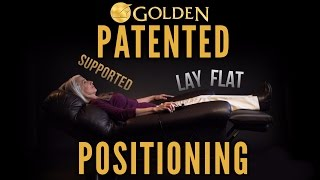 Golden MaxiComfort's Patented Positioning