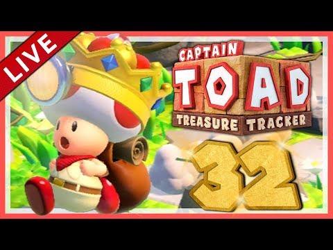 CAPTAIN TOAD: TREASURE TRACKER #32: Alle Zeitvorgaben der Bonus Episode! (ENDE) [1080p] ★ Let's Play
