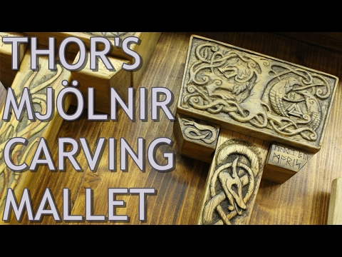 Epic Thors Carving Mallet