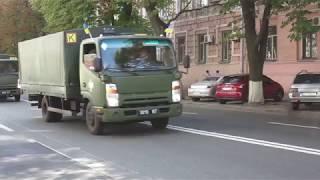 Пограничники пересели на малотоннажные грузовики украинской сборки