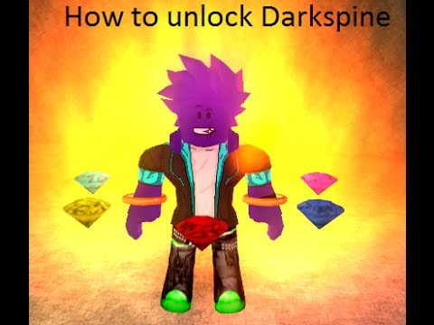 Roblox Sonic Ultimate RPG: How To Unlock Darkspine! (READ DESC)