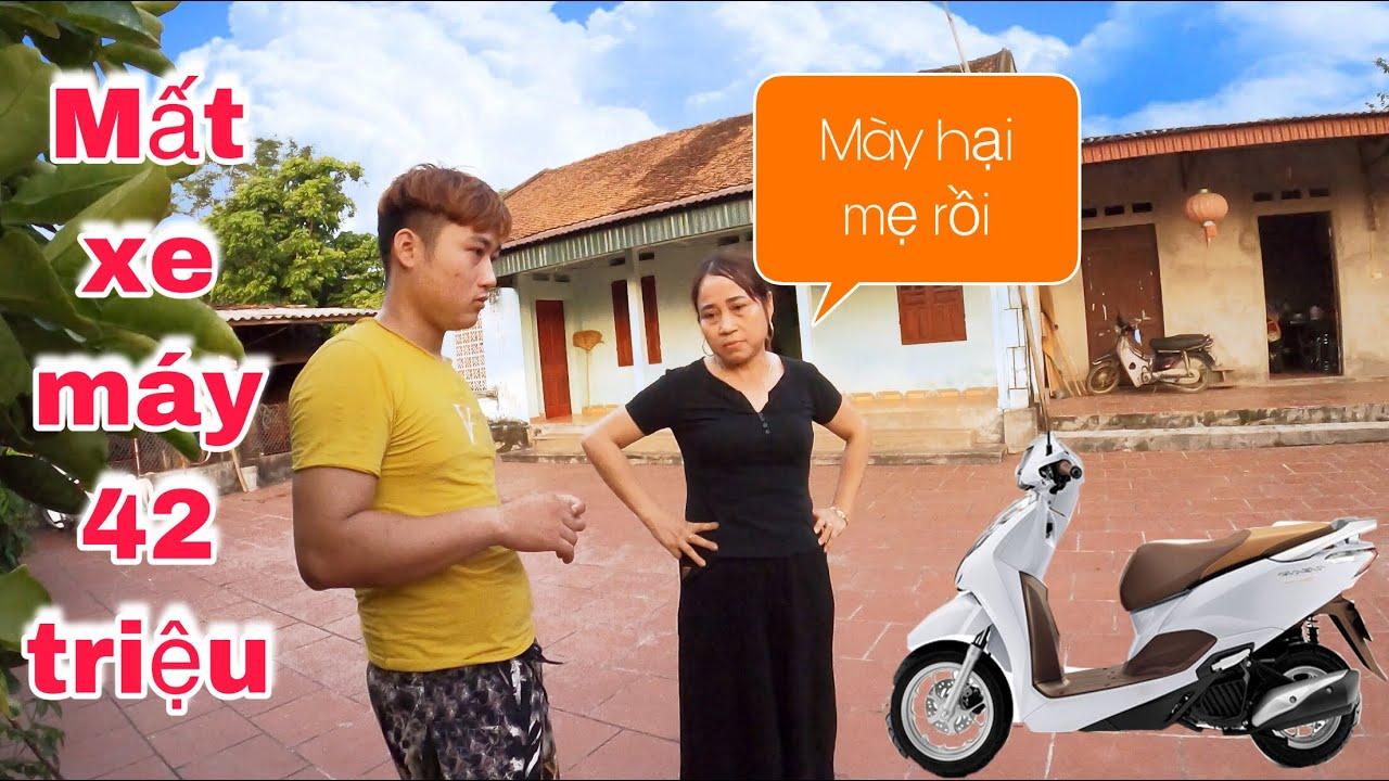 Đi Thả Diều làm mất xe máy của Mẹ Và Cái Kết   Ba Sói TV