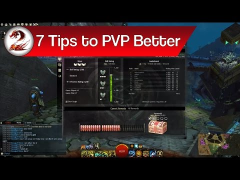 Guild Wars 2: 7 Must Know Tips to Improve in PVP & Become Better at PVP
