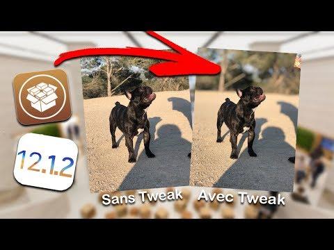 [TWEAKS IOS 12] AVOIR L'APPAREIL PHOTO DE L'IPHONE XS MAX SUR SON IPHONE X ET MOINS !