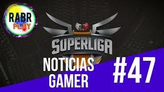 Noticias Gaming #47 BLIZZARD - TABLE TOP RACING: WORLD TOUR - NESA - SUPERLIGA ORANGE