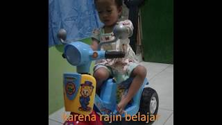 Lagu Kring Kring Ada Sepeda | Lagu Anak Anak