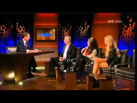 Louis Walsh - Late Late Show Interview 21.09.12 (Part 1)