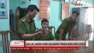 Phát hiện linh kiện súng tại chợ Trời, Hà Nội