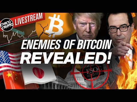 Enemies Of BITCOIN Are Planning An ATTACK! When!?