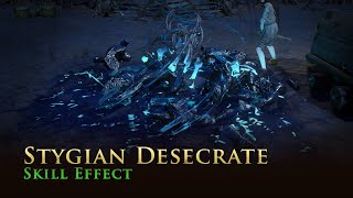 Path of Exile: Stygian Desecrate
