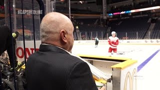 Caps Red Line: Barry Trotz's All-Star Return to Nashville