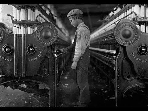 Progressive Era : Child Labor Laws - YouTube