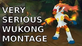 VERY SERIOUS FULL AD WUKONG MONTAGE