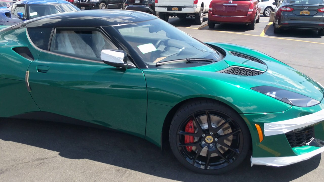 Lotus Evora 400 Other Exotic Cars For Sale In Buffalo Ny Youtube