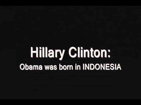 PROOF! Hillary & Chris Matthews FIRST BIRTHERS!