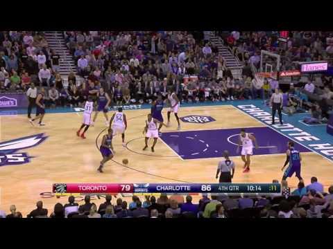 Toronto Raptors vs Charlotte Hornets | November 11, 2016 | NBA 2016-17 Season