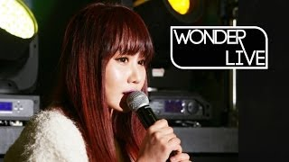 WONDER LIVE: ZIA(지아)_Have You Ever Cried(울어본 적 있나요) & 3 other songs(외 3곡) [ENG/JPN/CHN SUB]