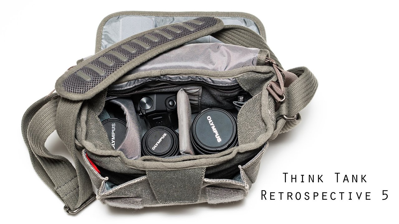 Think Tank Signature 13 Shoulder Bag Review - MirrorLessons