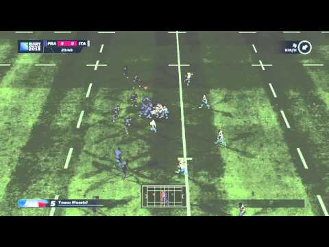 Rugby World Cup 2015 Video Game